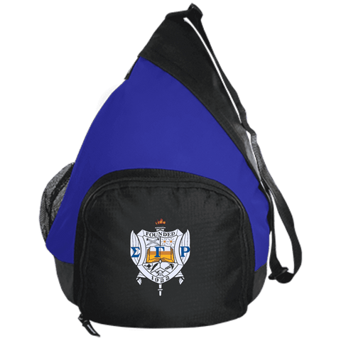 Image of Sigma Gamma Rho Active Sling Pack - Unique Greek Store