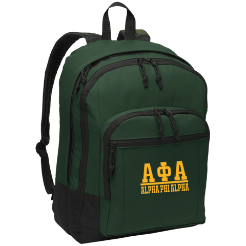 Alpha Phi Alpha Basic Backpack - Unique Greek Store