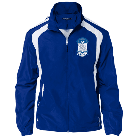 Phi Beta Sigma Jersey-Lined Jacket - Unique Greek Store