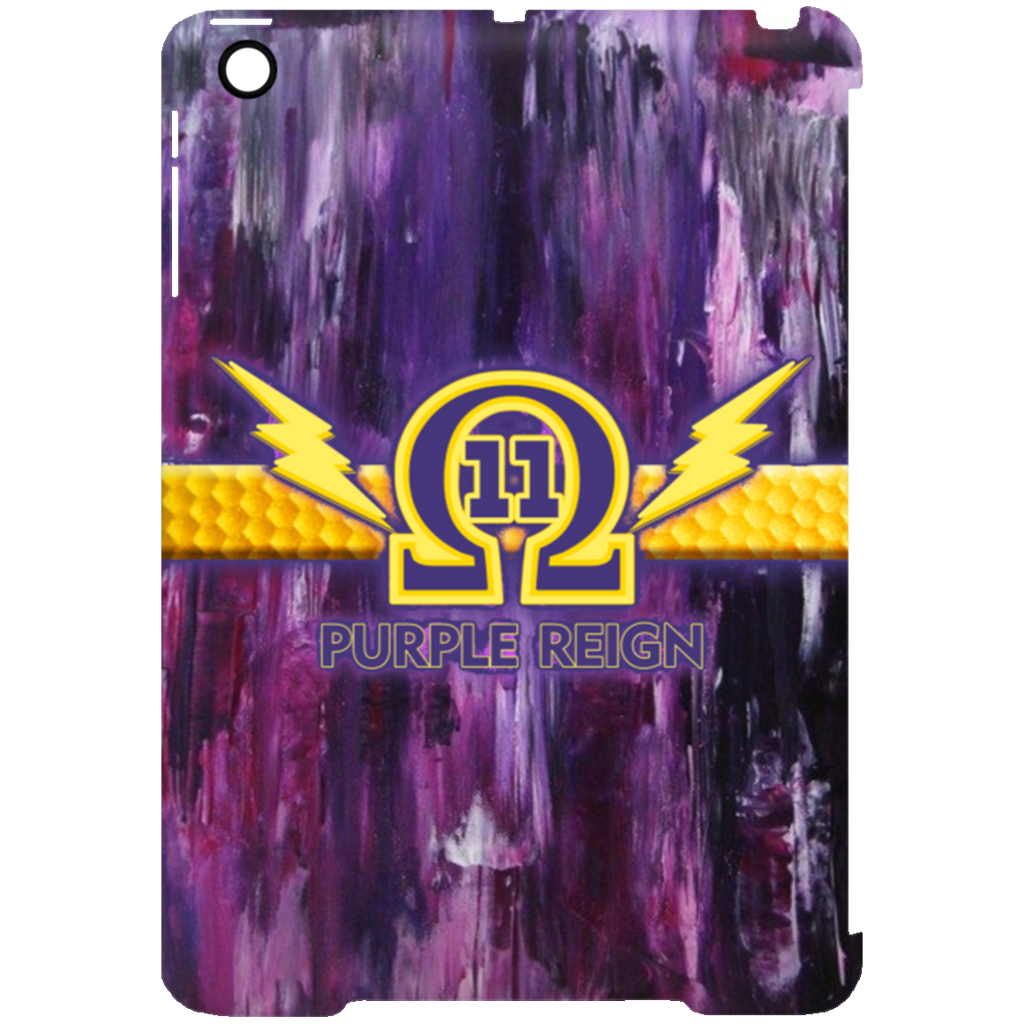 Omega Psi Phi Ipad Mini Cover