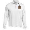 Alpha Phi Alpha Nike Long Sleeve Polo - Unique Greek Store