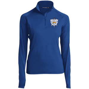 Sigma Gamma Rho 1/2 Zip Performance Pullover - Unique Greek Store