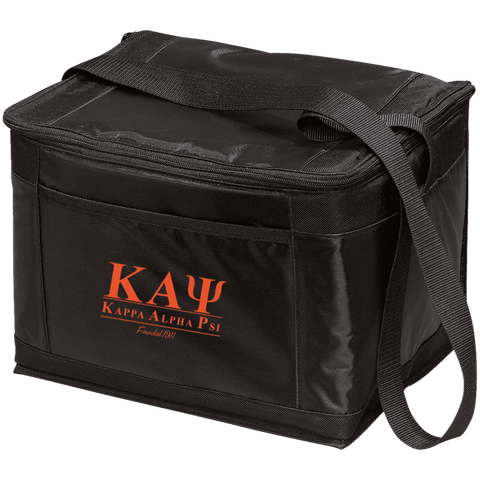 Kappa Alpha Psi 12-Pack Cooler - Unique Greek Store