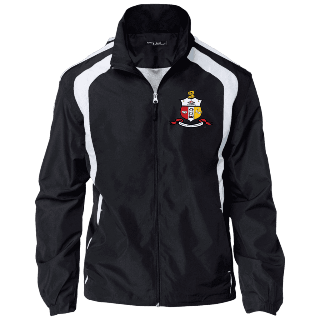 Kappa Alpha Psi Jersey-Lined Jacket - Unique Greek Store
