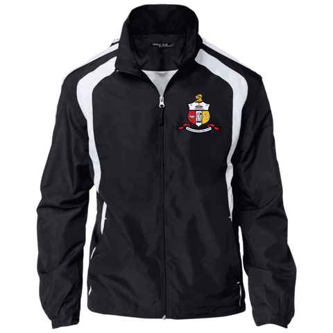 Image of Kappa Alpha Psi Jersey-Lined Jacket - Unique Greek Store