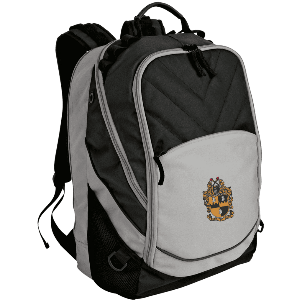 Alpha Phi Alpha Laptop Computer Backpack - Unique Greek Store