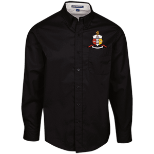 Kappa Alpha Psi LS Dress Shirt - Unique Greek Store