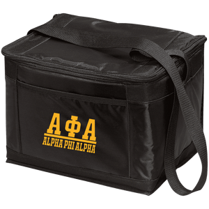 Alpha Phi Alpha 12-Pack Cooler - Unique Greek Store