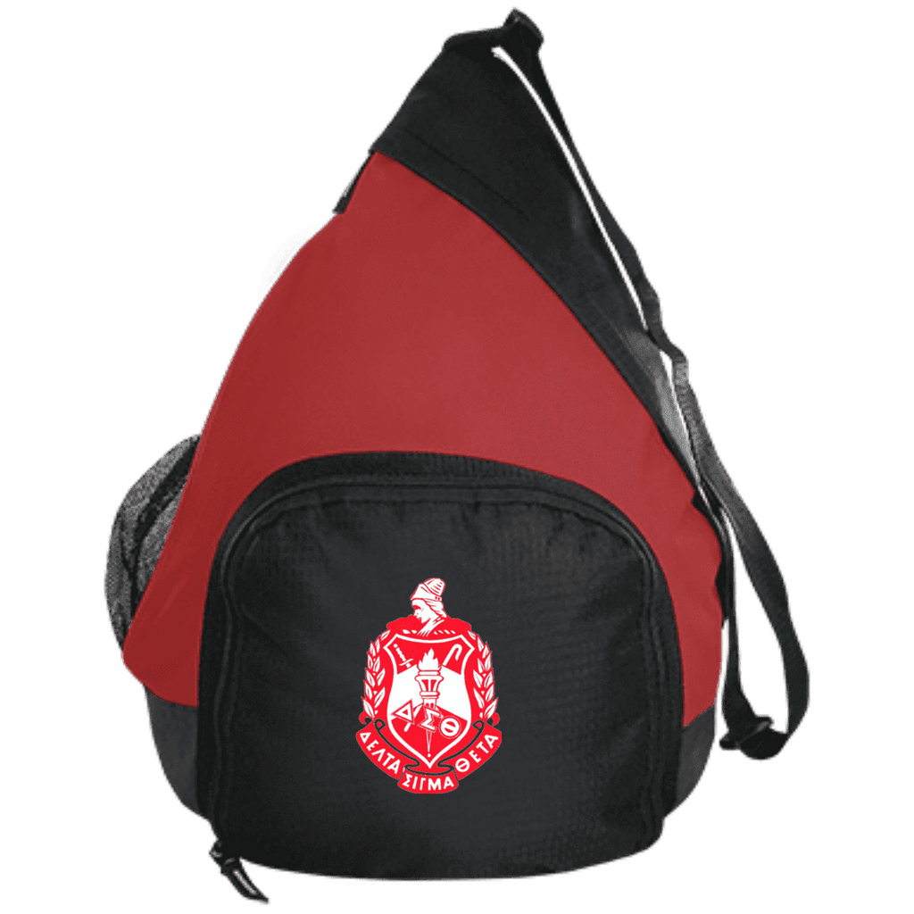 Delta Sigma Theta Sling Pack - Unique Greek Store