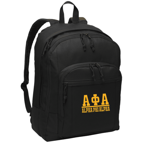 Image of Alpha Phi Alpha Basic Backpack - Unique Greek Store