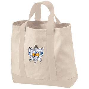 Sigma Gamma Rho Shopping Tote - Unique Greek Store