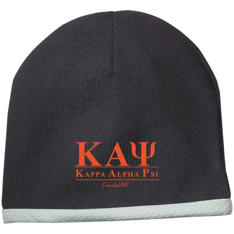 Image of Kappa Alpha Psi Performance Knit Cap - Unique Greek Store