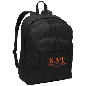 Kappa Alpha Psi Basic Backpack - Unique Greek Store