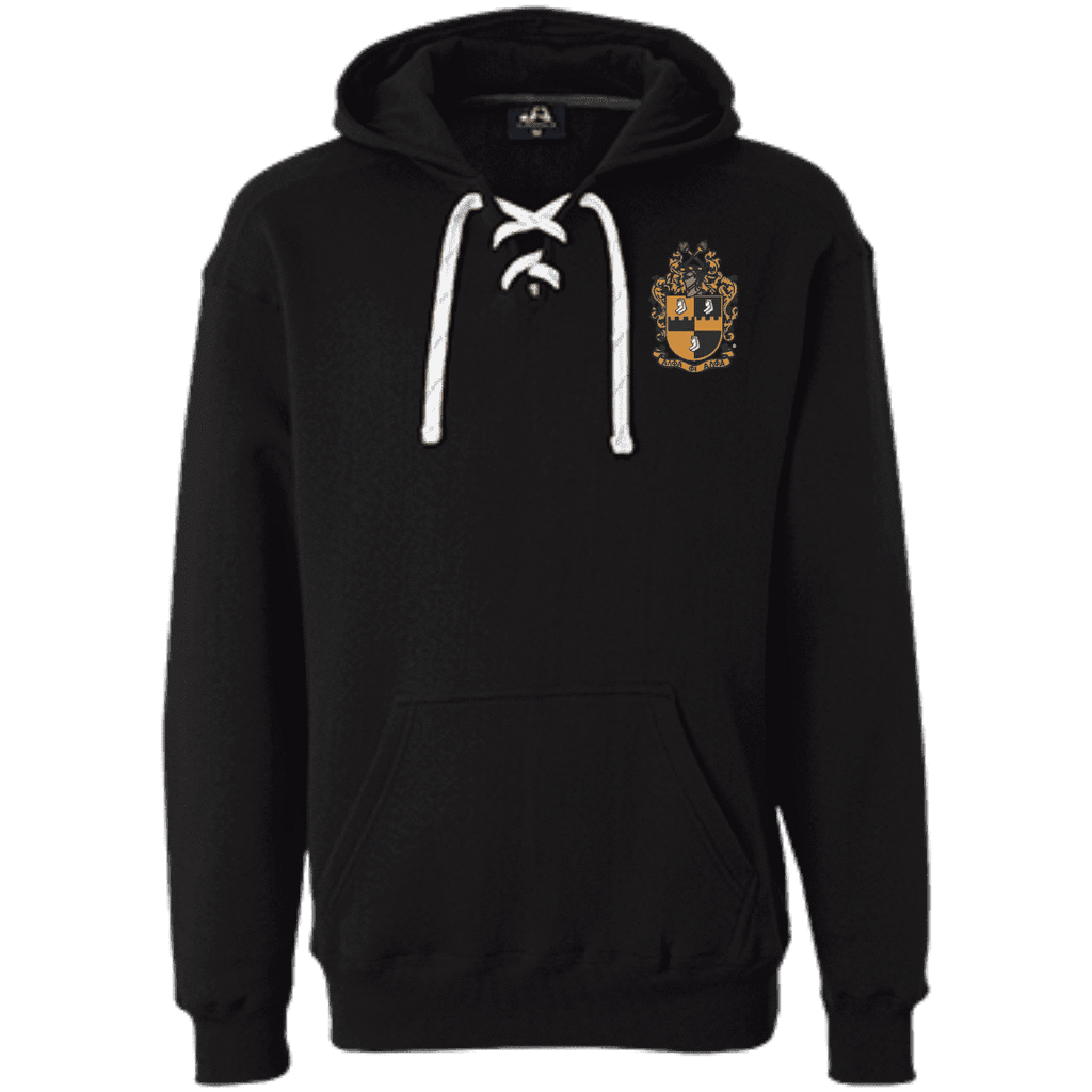 Alpha Phi Alpha Sport Lace Hoodie - Unique Greek Store
