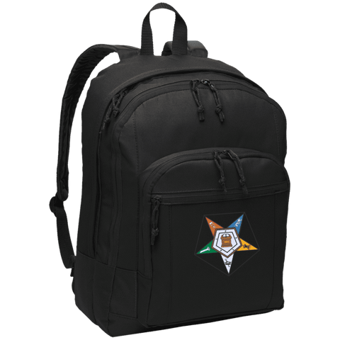 Order Of The Eastern Star Basic Backpack - Unique Greek Store