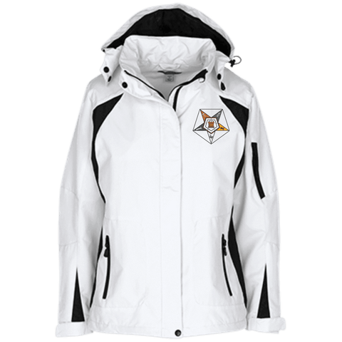 Image of Order Of The Eastern Star Custom Embroidered Jacket - Unique Greek Store