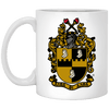 Alpha Phi Alpha 11 oz. White Mug - Unique Greek Store