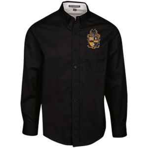 Alpha Phi Alpha LS Dress Shirt - Unique Greek Store