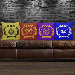 Alpha Phi Alpha Founding Year Pillow Covers - Unique Greek Store