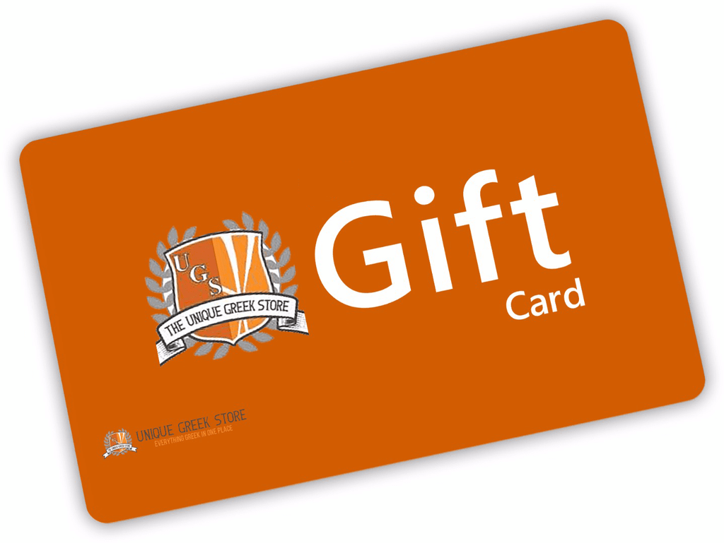 Gift Card - Unique Greek Store