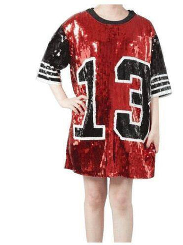 Delta Sigma Theta Sequin Shirts Coat