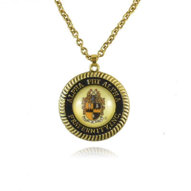 Alpha Phi Alpha Necklace - Unique Greek Store