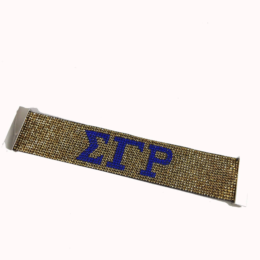 Sigma Gamma Rho Crystal Wrap - Unique Greek Store