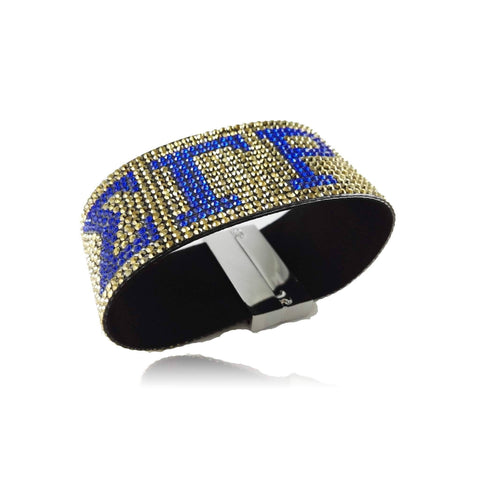 Image of Sigma Gamma Rho Crystal Wrap - Unique Greek Store
