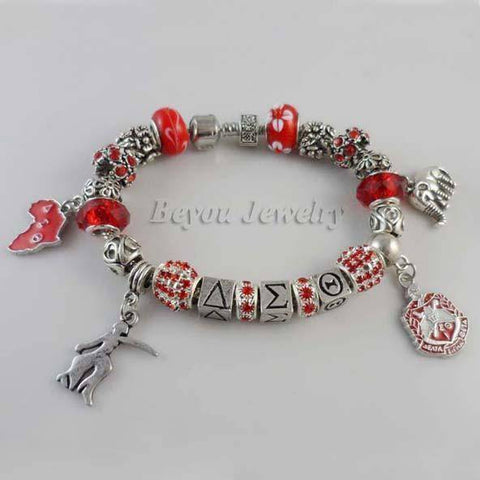 Newest Delta Sigma Theta Bracelet - Unique Greek Store