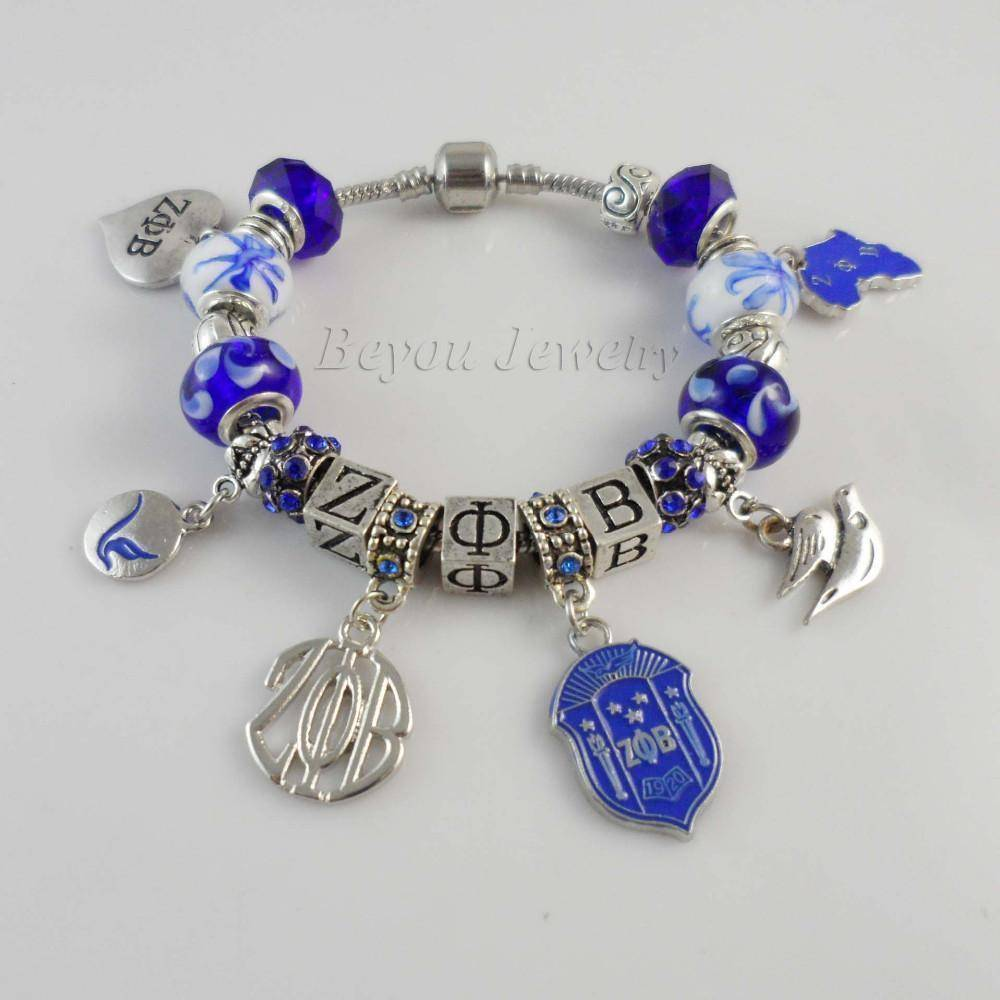 Newest Zeta Phi Beta Bracelet - Unique Greek Store