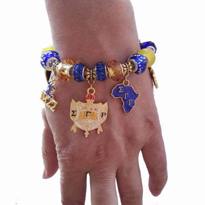 2016 Newest Sigma Gamma Rho Bracelet - Unique Greek Store