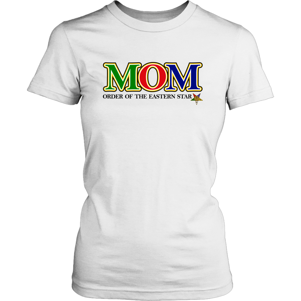 Order of the Eastern Star Mom Tee