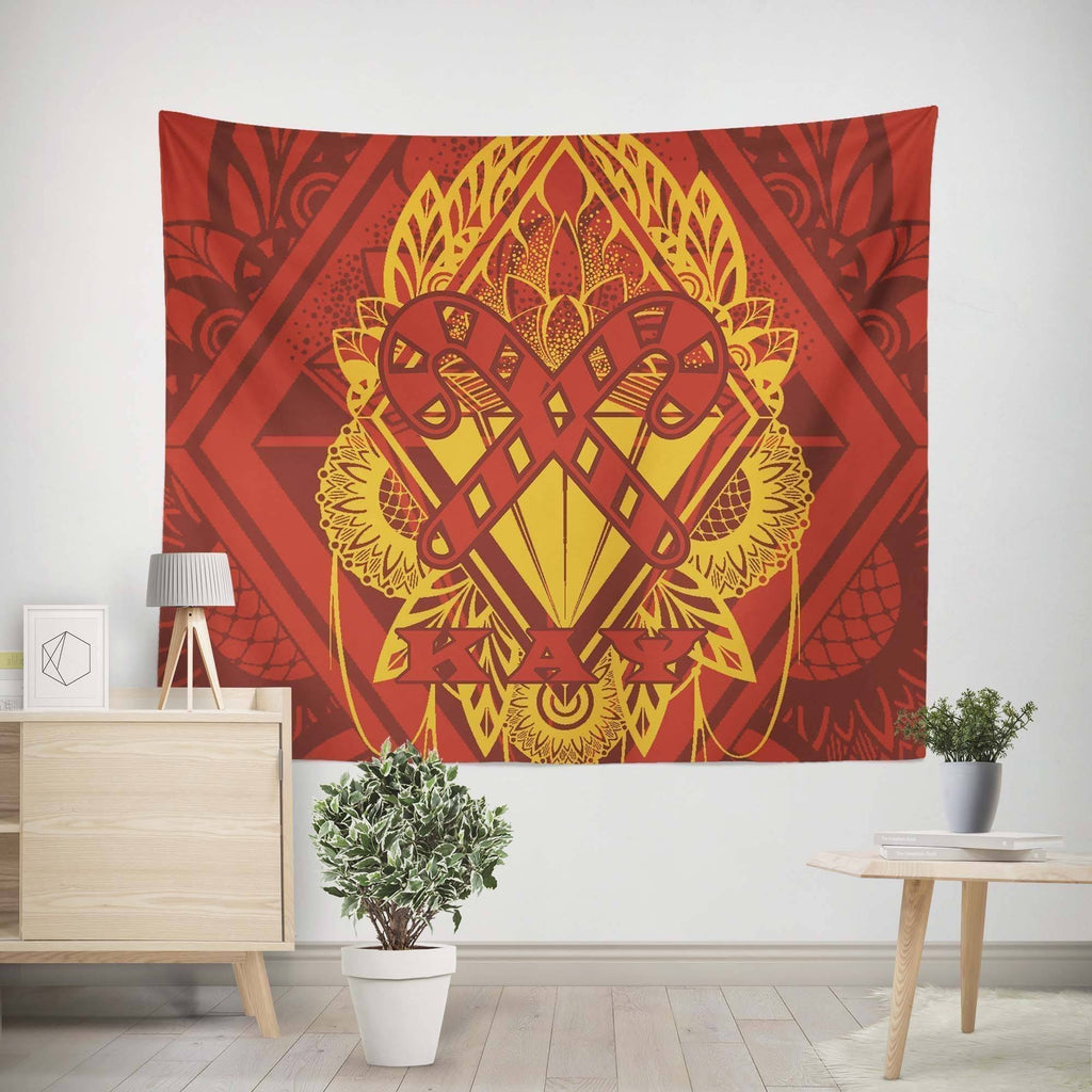 Kappa Alpha Psi Tapestry - Unique Greek Store