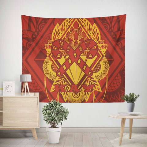 Image of Kappa Alpha Psi Tapestry - Unique Greek Store