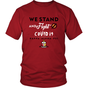Kappa Alpha Psi Fight COVID -19 Tee