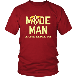 Kappa Alpha Psi Made Man Tee