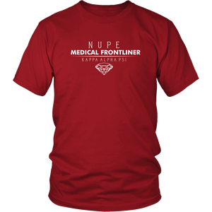 Kappa Alpha Psi Medical Frontliner Tee
