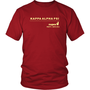 Kappa Alpha Psi 1911 District Tee