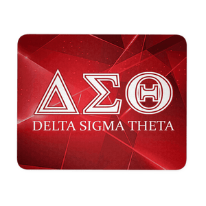 Delta Sigma Theta Symbol Mousepad - Unique Greek Store