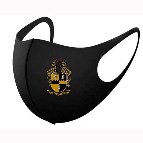 Alpha Phi Alpha Fraternity Face Mask