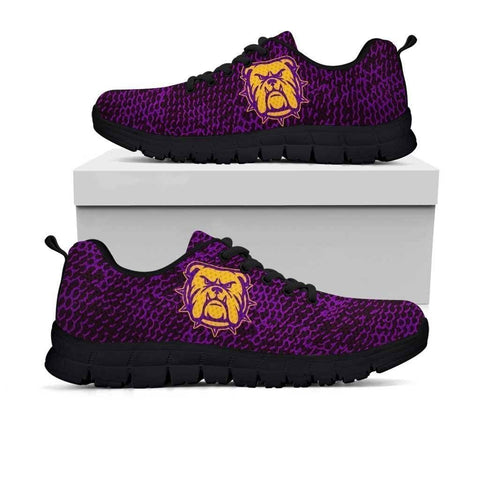 Omega Psi Phi Logo Sneakers - Unique Greek Store