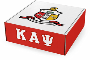 Kappa Alpha Psi Nupe Box - 1 Month - Unique Greek Store