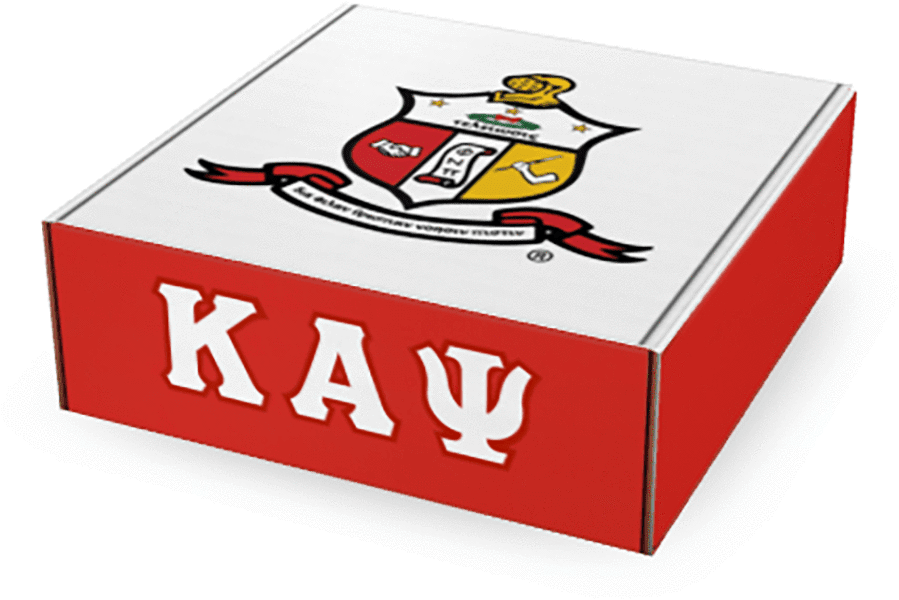 Kappa Alpha Psi Nupe Box - 3 Months - Unique Greek Store