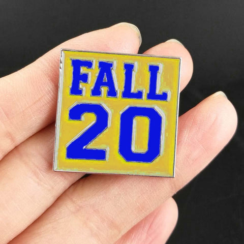 Sigma Gamma Rho Fall 20 Lapel Brooch Pin