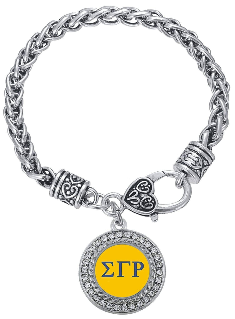 Sigma Gamma Rho Bracelet - Unique Greek Store