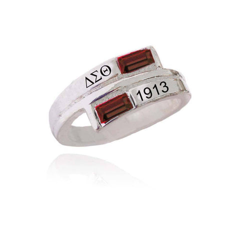 Delta Sigma Theta 1913 Ring - Unique Greek Store