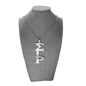buy Delta Sigma Theta Stainless Steel Necklace online