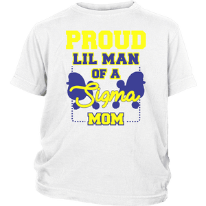 Sigma Gamma Rho Proud Lil Man - Unique Greek Store