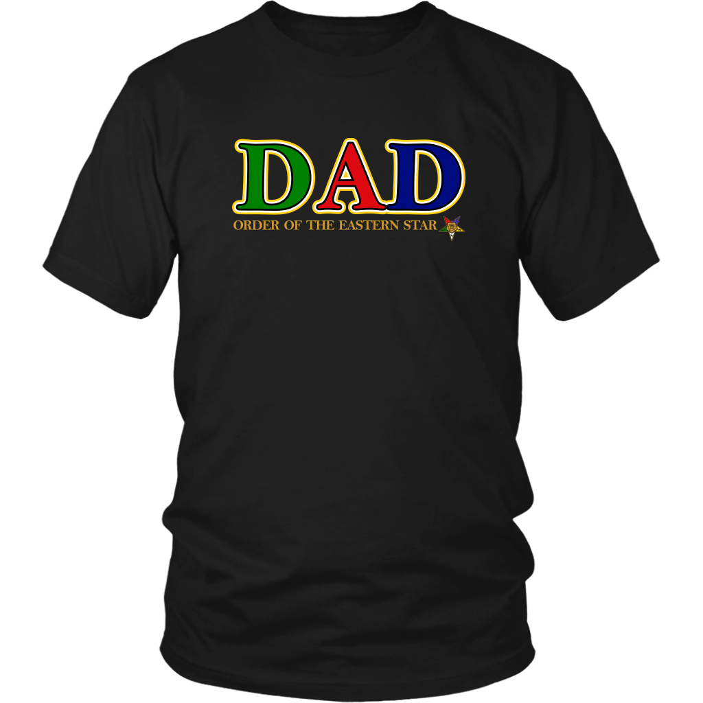 Order of the Eastern Star Dad Tee