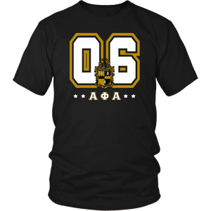Alpha Phi Alpha Founding Year District Unisex Shirt - Unique Greek Store